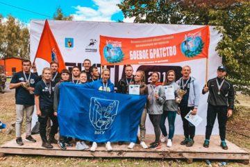 Сборная студентов ВоГУ стала абсолютным победителем всероссийских соревнований «Тропа БОЕВОГО БРАТСТВА»