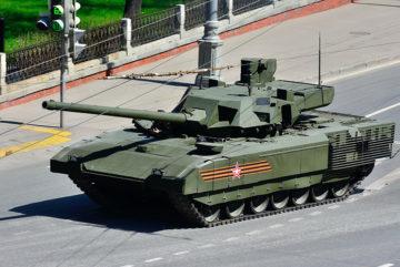 В новейшем российском танке «Армата» используются вологодские прицельные комплексы