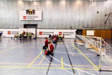 Вологжанки в составе сборной России взяли «серебро» на международном турнире по голболу