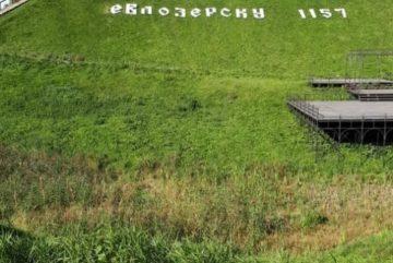 Вандалы изменили название Белозерска на неприличное ругательство