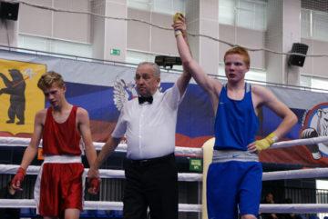 Боксер из Вологды завоевал «серебро» межрегионального турнира