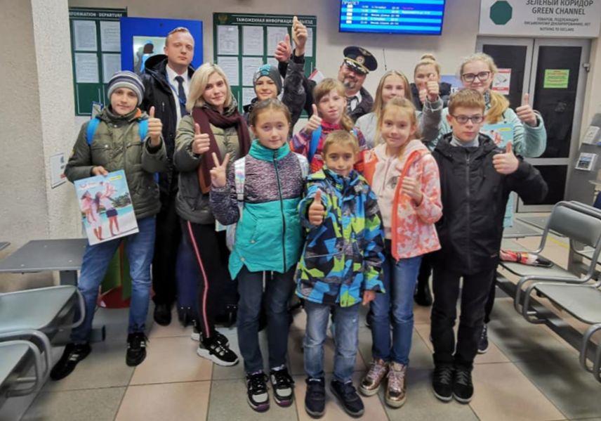 Победители конкурса детского рисунка вернулись в Череповец с новыми идеями для творчества