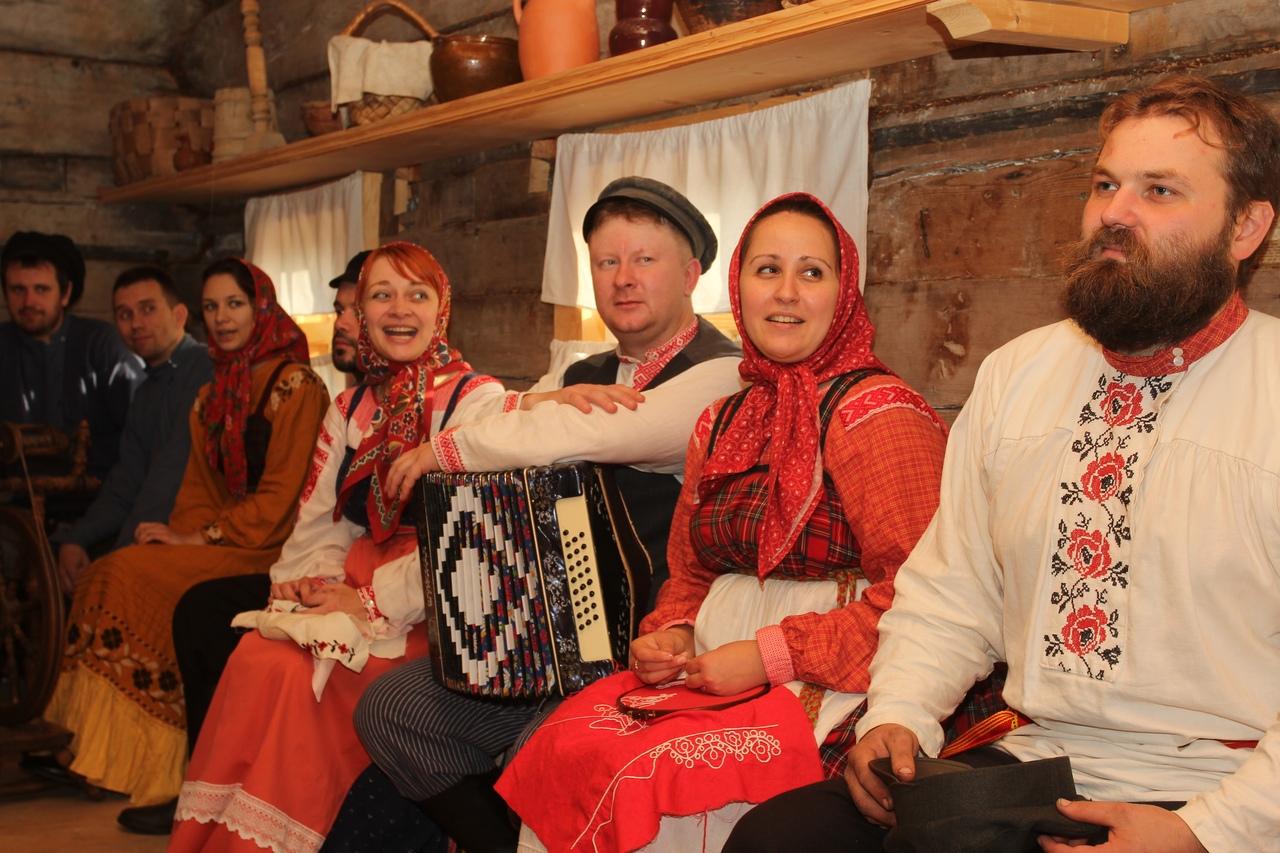 Покров в «Семёнково» встретят народным гуляньем