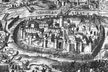 1 октября 1609 года началась героическая многолетняя оборона Смоленска от польско-литовских войск