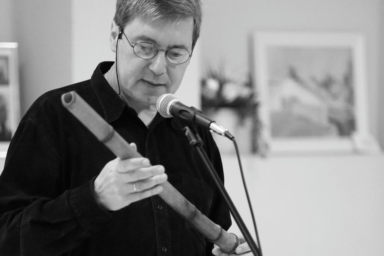 «Неисповедимые пути ветра» озвучит на старинной флейте Владимир Хробыстов...