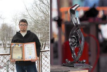 Мастера из Вологодской области признаны лучшими кузнецами России