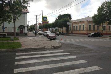 Аварийные места на дорогах в Череповце