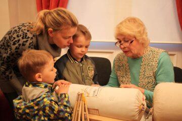 «Детский день» проведет в субботу Музей кружева