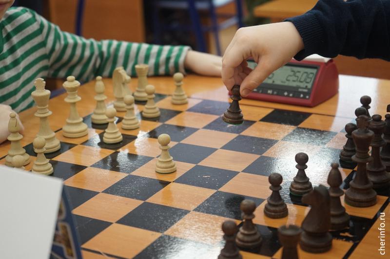 В Череповце пройдет семейный шахматный турнир