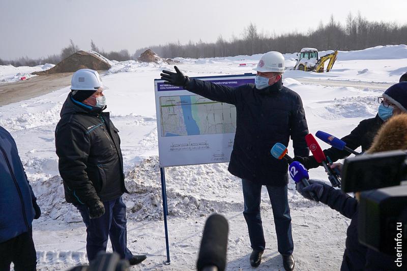 В Зашекснинском районе построят самую длинную в Череповце велодорожку