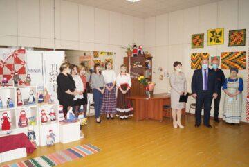 В Бабаеве открылся районный этнокультурный центр