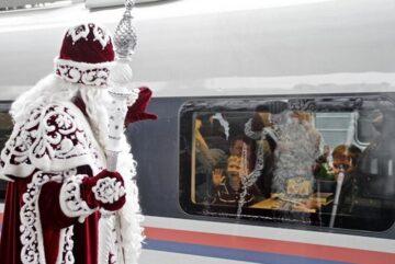 Туристический поезд Москва – Великий Устюг – Кострома будет останавливаться в Вологде