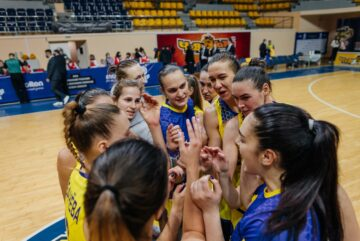 Баскетбольная «Чеваката» проиграла дома «студенткам» из Ростова-на-Дону