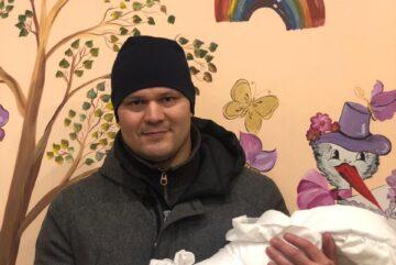 Мэр Вологды Сергей Воропанов в пятый раз стал отцом