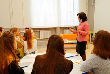 В одной из школ Вологодского района открылся педагогический класс