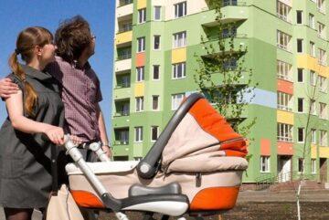 Снизить ставки по льготной ипотеке для семей с детьми предложил Владимир Путин