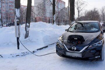 В Вологде работают уже шесть зарядных станций для электромобилей