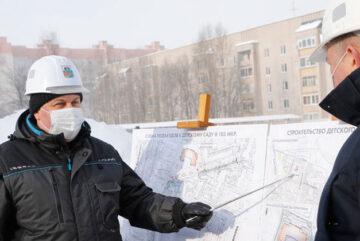 Строительство нового детского сада на 220 мест начали в Череповце