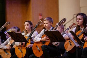 Вологодская филармония устроит в выходные детские концерты