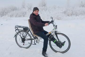 Китайцы решили пересесть на велосипеды «Тотьмич» изобретателя Сергея Лукьянова