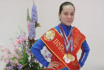 Юная вологжанка вошла в топ-5 лауреатов народного голосования конкурса «Лучшие спортсмены»