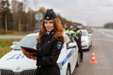 Самую красивую сотрудницу полиции выберут в Вологодской области