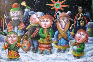 Народные приметы на 14 января – Васильев день, Старый Новый год, свиной праздник
