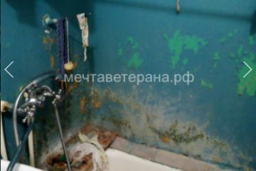 Ветеран из Вологды просит осуществить ее мечту