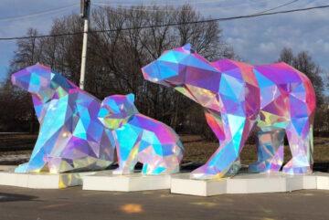 В Череповце задумались об установке полигональных скульптур