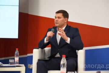 Марией назвал дочь Мэр Вологды Сергей Воропанов