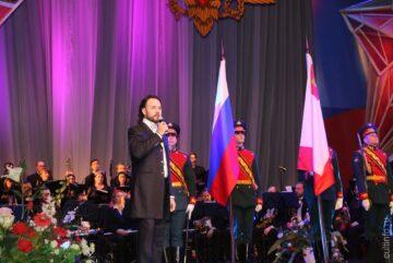 В Вологде прошло областное торжественное мероприятие, посвященное Дню защитника Отечества