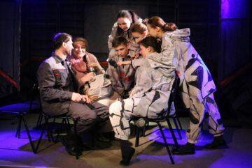 Обновленную «Нежность» представил молодежный театр-студия «Сонет» в Вологде