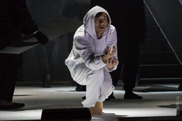 Приобрести билеты на спектакль «Жизнь человека» за полцены смогут участники акции, которую проводит Вологодский драмтеатр
