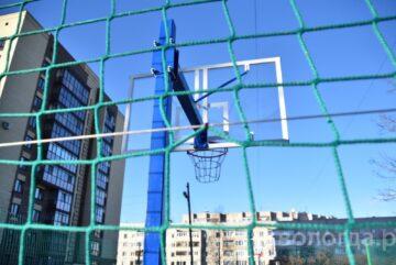 Спортивные площадки планируется построить в микрорайонах Вологды