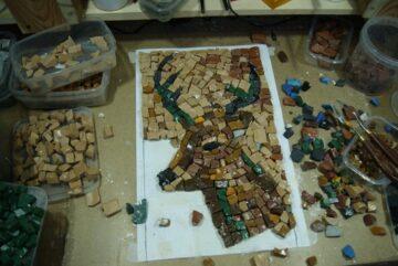 Пройти курс «Римская мозаика» могут вологжане