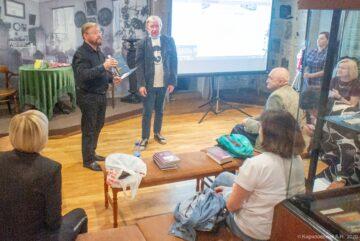 Вологодское отделение Союза российских писателей приглашает к участию в конкурсе на соискание премии «Эхо».