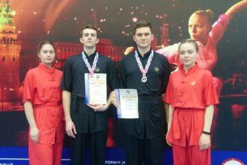 Дебют на чемпионате России принес юному кунгфуисту из Вологды серебряную медаль