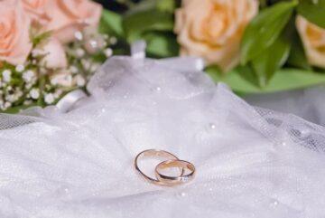 На 20 % снизилось количество зарегистрированных браков на Вологодчине