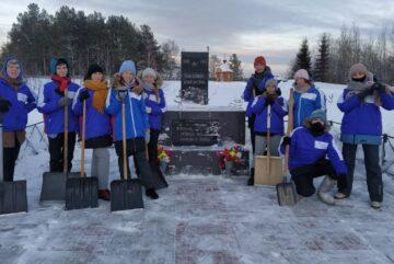 Вологодские студенты участвуют в акции «Морозный десант»