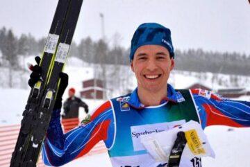 Вологжанин Андрей Ламов стал вторым в Эстонии
