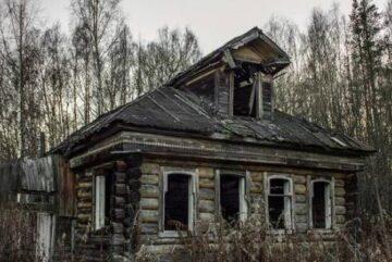 """На Вологодчине """"умерло"""" еще 13 деревень"""
