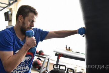 Вологжанин Михаил Суриков первым в России занесен в Зал славы рекордсменов INTERRECORD