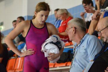 Вологодская пловчиха Анастасия Маркова установила новый рекорд России