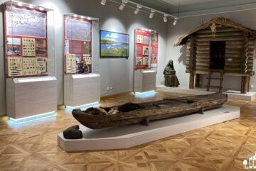 Три новых зала открылись в Музее археологии в Череповце