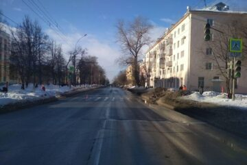 Восьмилетний ребенок пошел в Вологде на красный и попал под колеса машины