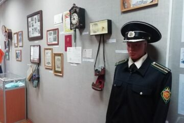 В Сямже открылась выставка музейных подарков