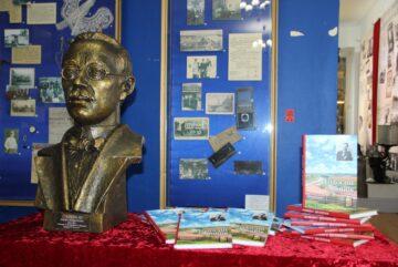В Вологде презентуют книгу стихов поэта-земляка Феодосия Савинова