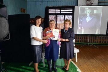 Книгу о женщинах военной поры презентовали в Великоустюгском районе