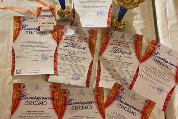 Юные актеры из Вологды победили с двумя спектаклями на фестивале в Питере