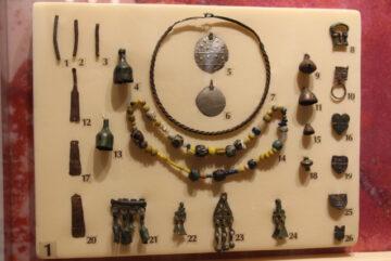 Новая экспозиция древностей открылась в Музее археологии в Череповце